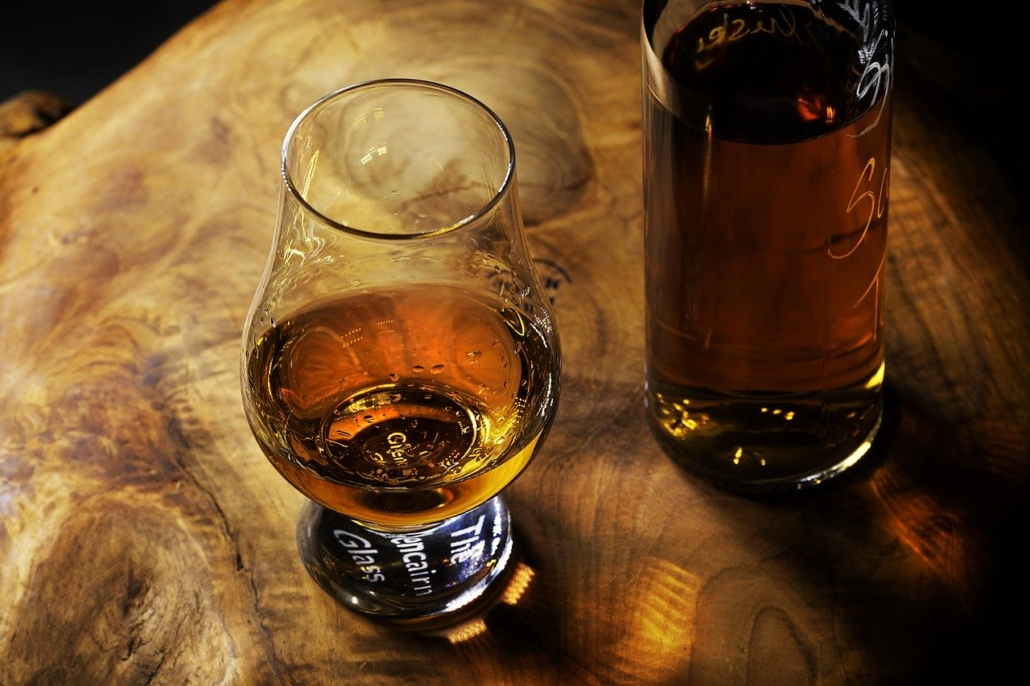 高級ウィスキー