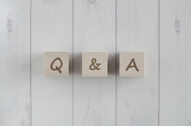 経営者勉強会での質問
